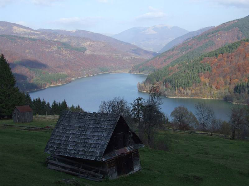 Вільшанське водосховище - Колочава